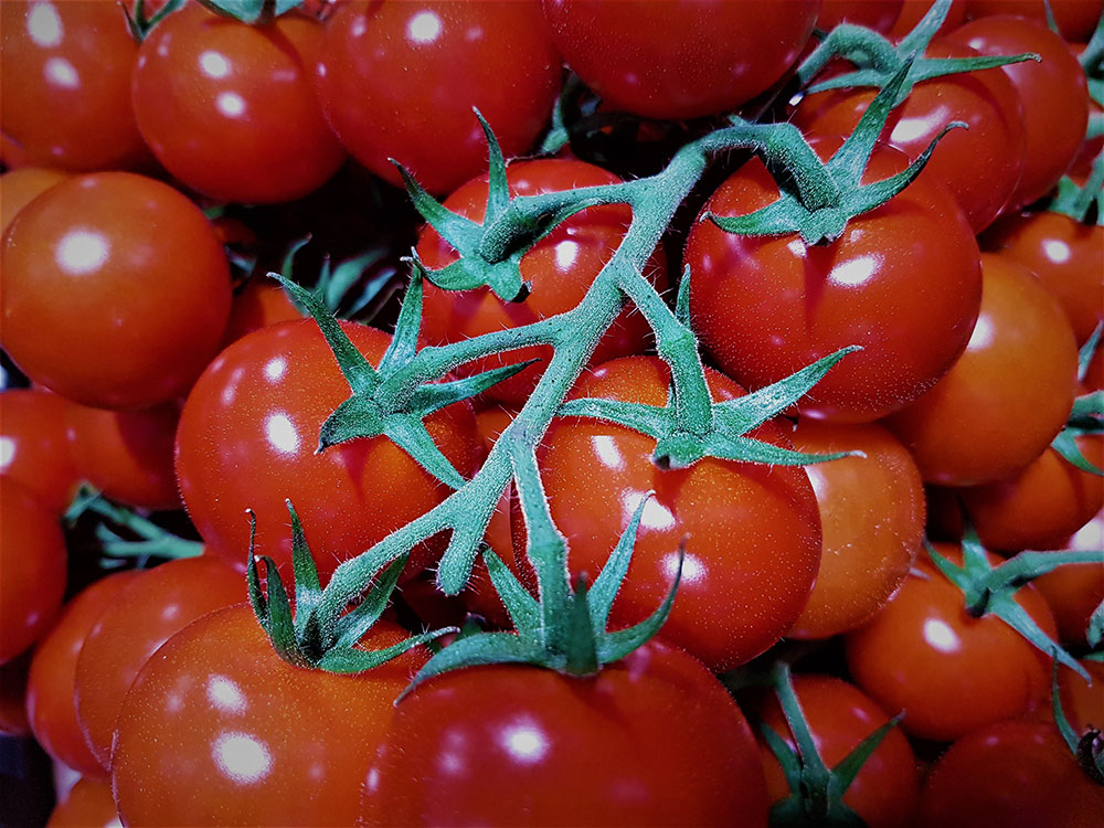 M&S Fresh Market Update with our Sweet Rosso tomatoes airs on TV