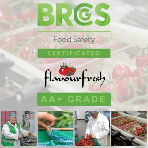 Flavourfresh AA+ BRCGS Food Hygiene