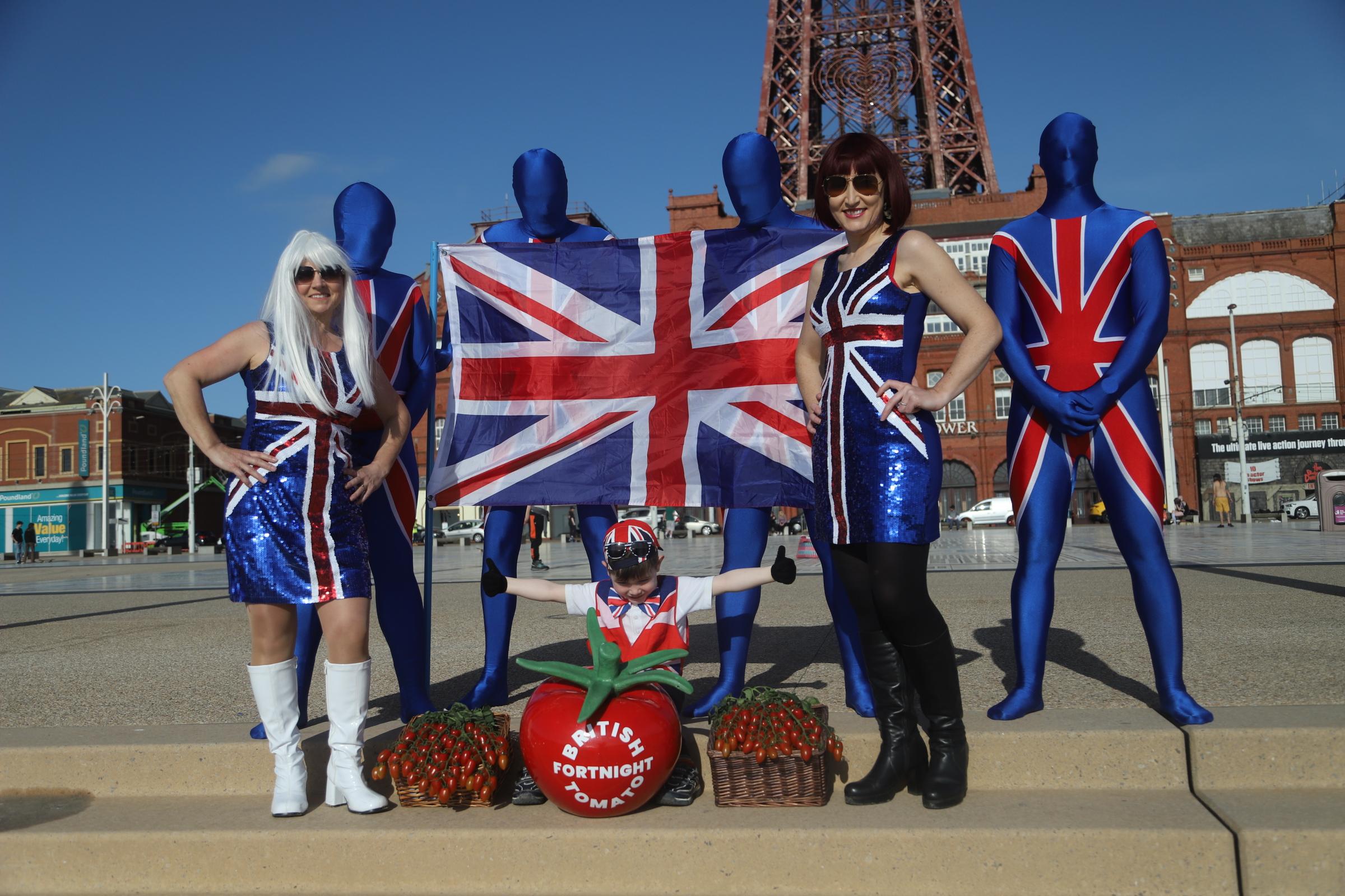 Flying the flag for British Tomato Fortnight 2021