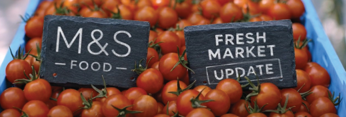 M&S Sweet Rosso Tomatoes grown by Flavourfresh